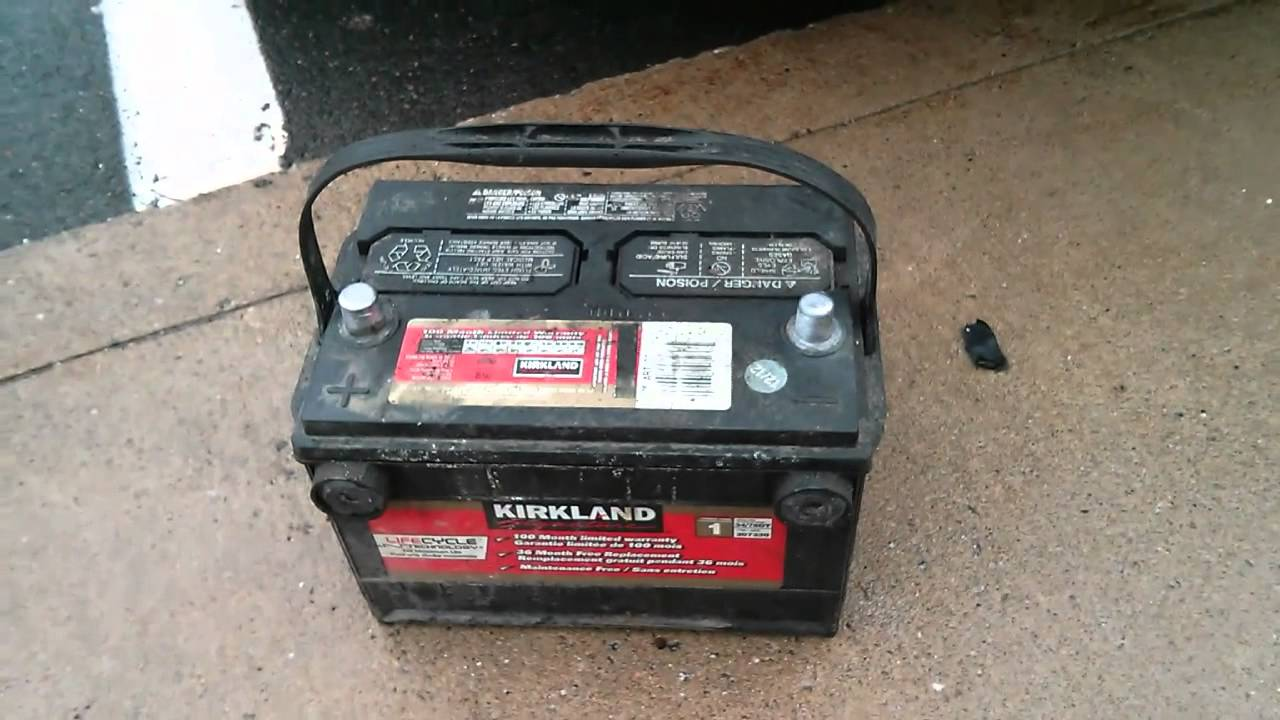 When Working On A Car Do You Disconnect The Battery