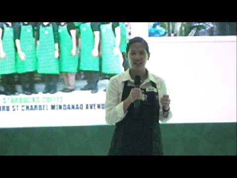 Starbucks Philippines Open Forum With Howard Schultz Part 1