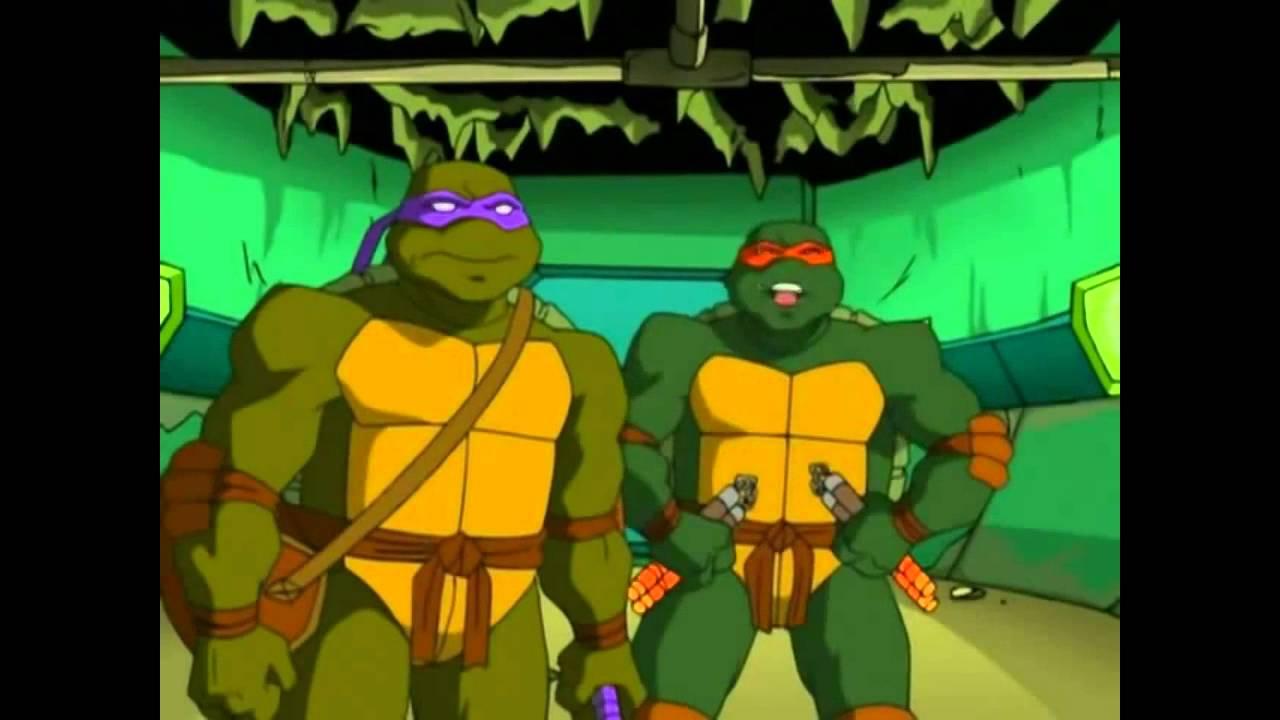 TMNT 2003: smack-a-mikey season 1