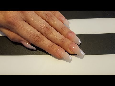 How to do Fiberglass or Silk nails by Lizy G