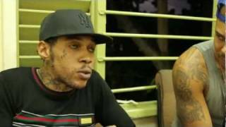 Walshy Fire Talks To Vybz Kartel On The Splice Tune, Assassin Fued, & Best Of The Best [APRIL 2011]