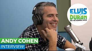 Andy Cohen Talks Superficial, Pop Culture and New York City | Elvis Duran Show