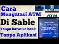 Gambar cover Cara mengatasi ATM bri disable tanpa ke bank