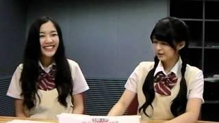 1+1は2じゃないよ 110809 石田安奈vs小木曽汐莉.