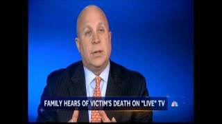 Thomas Ruskin Appears on NBC News to Discuss Reality TV Riding with Police 1-24-17