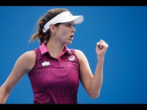 2017 Kremlin Cup Quarterfinals | Lesia Tsurenko vs. Julia Goerges | WTA Highlights