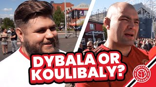 Koulibaly or Dybala   One To Sign   Manchester United Transfer News