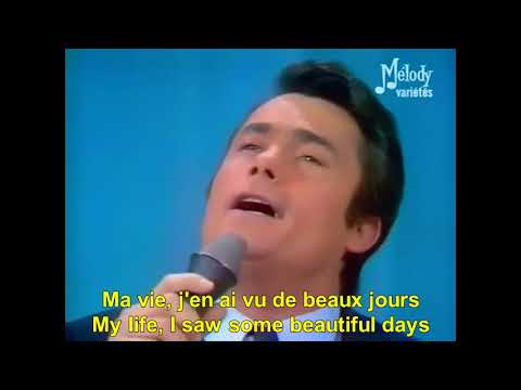 Ma Vie - Alain Barrière - Paroles, English Lyrics