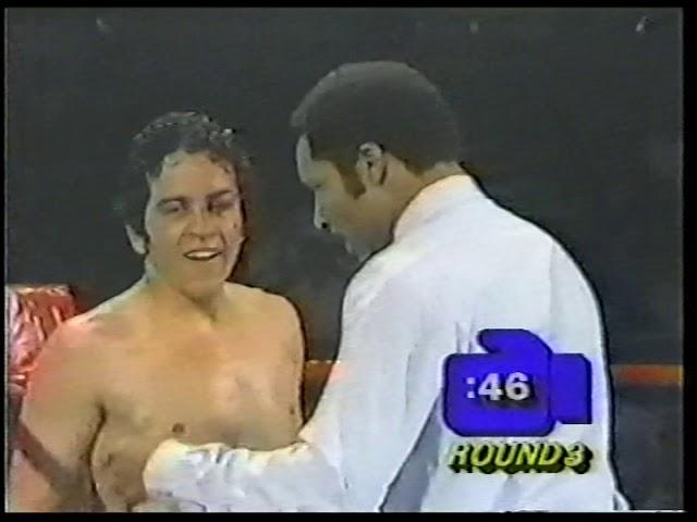 Fight #25: Bobby Chacon vs. Cornelius Boza Edward