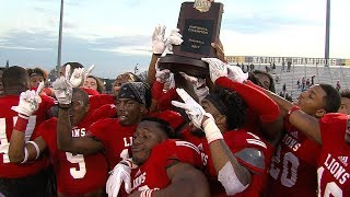 #1 EMCC Beats #2 Arizona Western 31-28 - National Championship