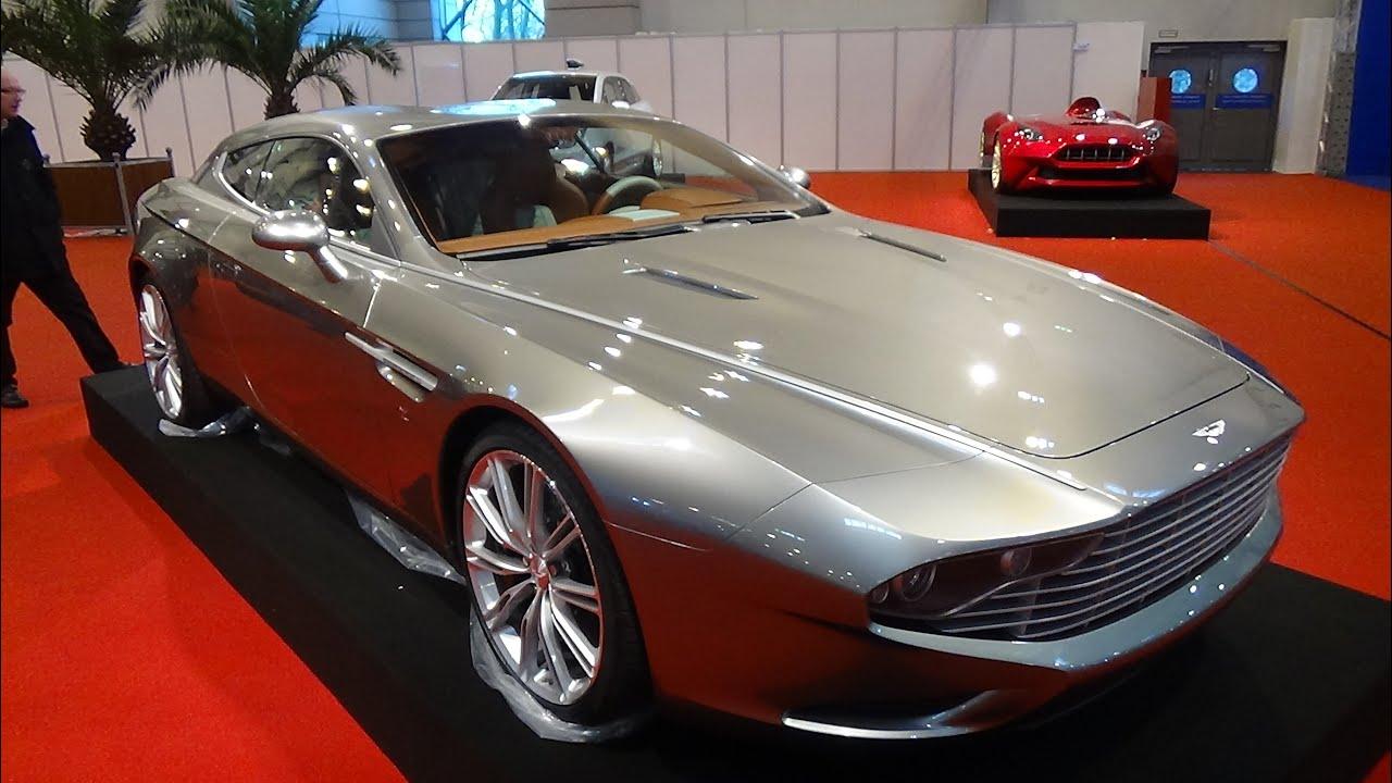 2014 - Aston Martin Virage Shooting Brake Zagato - Essen ...