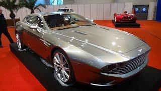 2014 - Aston Martin Virage Shooting Brake Zagato - Essen Motor Show 2015