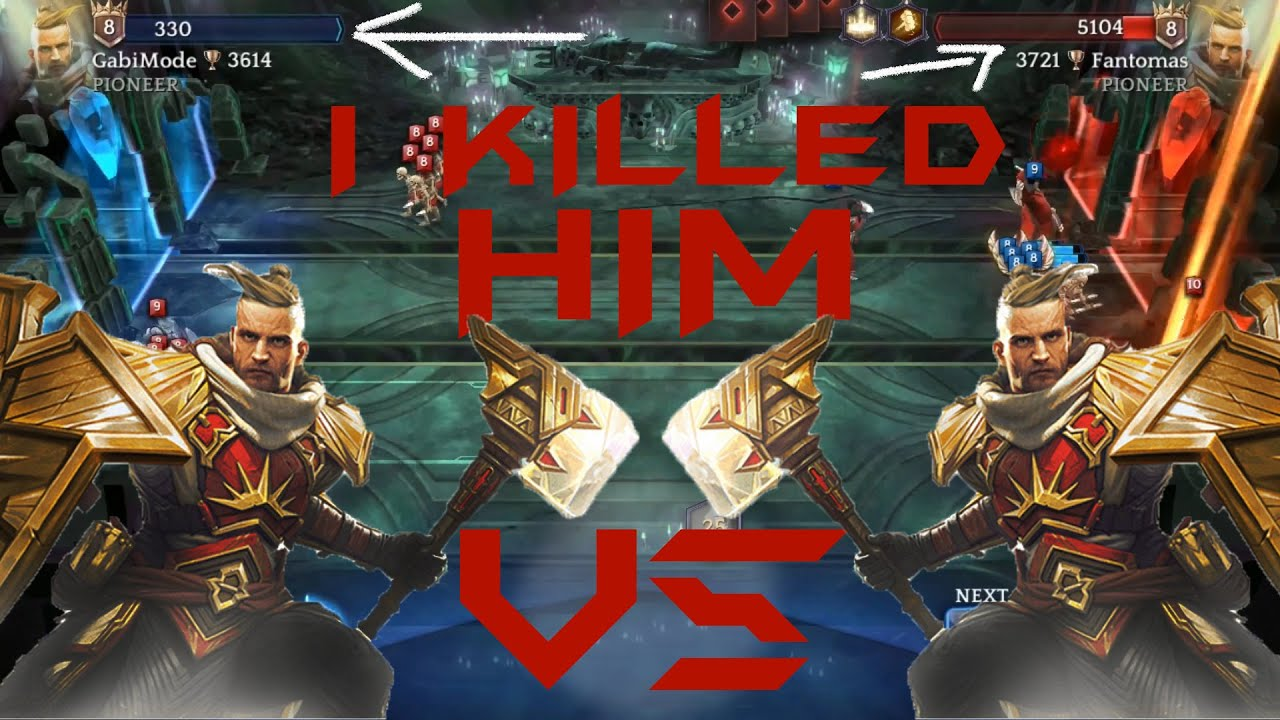 HE ALMOST KILLED ME -HEROIC MAGIC DUEL ,Watch until the ...