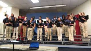 Alleluia Sing For Joy! - GMS Spring Showcase 2/27/14