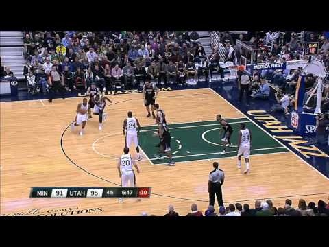 Earl Watson 7 assists 10 points off the bench 1-21-12