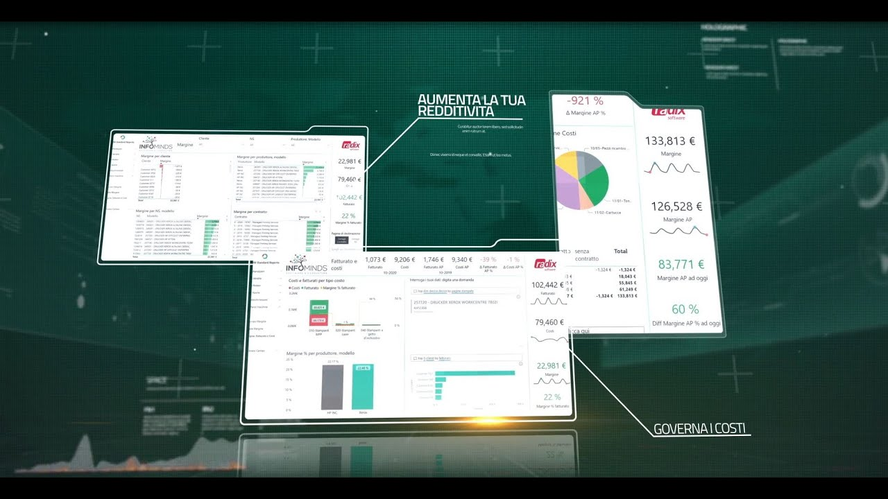 Business Intelligence per l'Office Automation