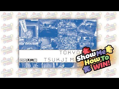Tokyo Tsukiji Market Strategy Tips with Jordan Draper