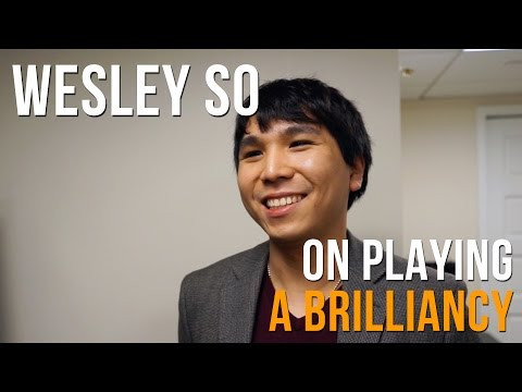 2017 U.S. Championship: Wesley So On His Brilliancy