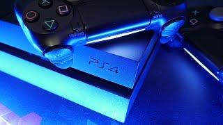 ПРОКАЧИВАЕМ PS4 в PS4 Pro (Нет)