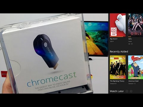 From Chromecast To Netflix: An  To Streaming Movies And TV
