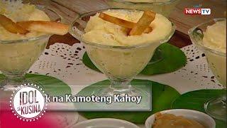 Idol sa Kusina recipe: Nilupak na Kamoteng Kahoy