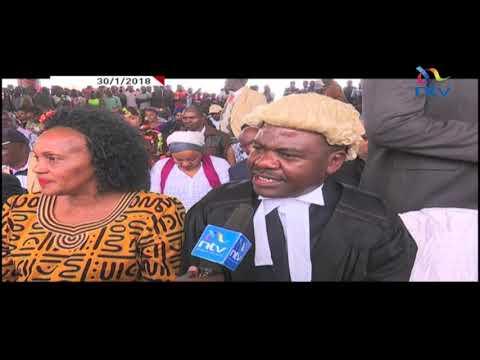 Ruaraka MP, TJ Kajwang pleads 'not guilty' to treason charges
