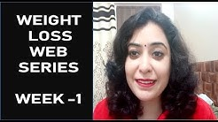 चलो, सब साथ मिलकर weight loss करते है (Intermittent Fasting) Weight loss web series - week -1