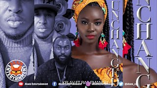 Kflav Ft. Ras Emmanuel - Unchanged [Audio Visualizer]