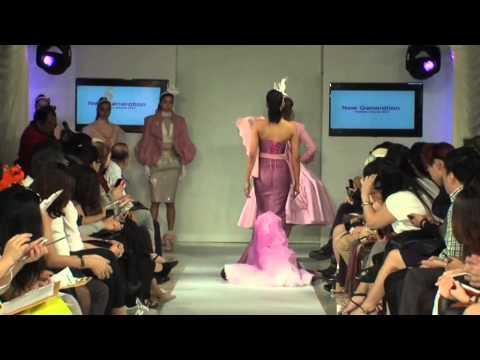 New Generation Fashion Awards KLFashionWeekend Christmas Collection 2014