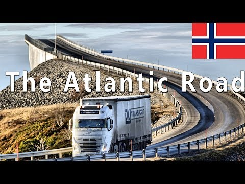 The Atlantic Road! - Trip to Hammerfest - WV 08