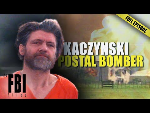 Download The Unabomber   FULL EPISODE   The FBI Files