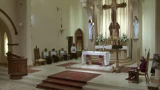 1st Sunday of Advent - 10:30 AM Mass at St. Joseph's (11.29.20)
