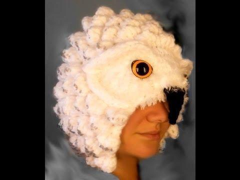 Loom Knit Owl Hat Patterns Patterns Kid