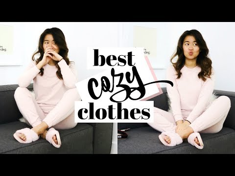 THE BEST COZY CLOTHES  rachspeed