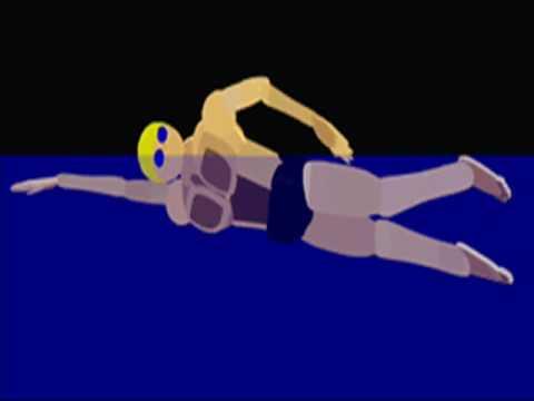 教你游泳,不會游的看了包你學會! DIY Swimming, you may learn it by yourself
