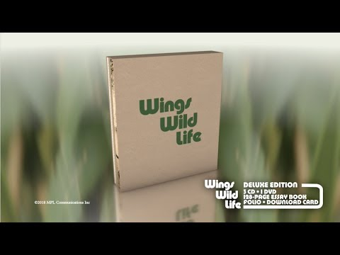 Paul McCartney and Wings - 'Wild Life' (Unboxing Video) Mp3