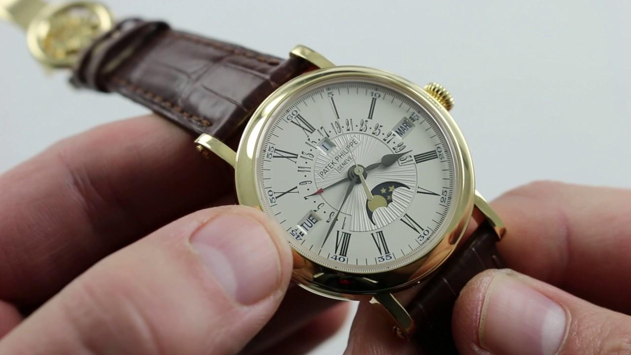 04610db755f Patek Philippe Grand Complications Perpetual Calendar Retrograde Ref.  5159J-001 Watch Review