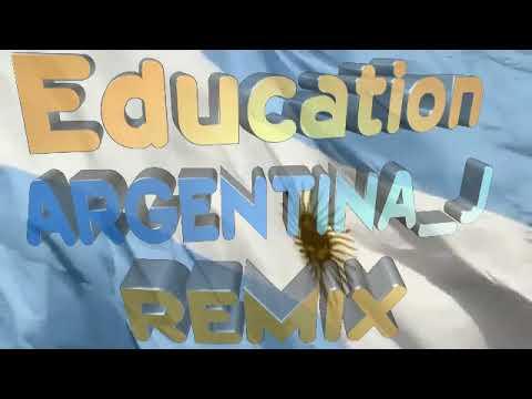 LONCOPUE REMIX - Proteus 8 - Education  HINCHADA ARGENTINA  REMIX