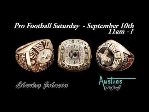 Austins Jewelry Charley Johnson