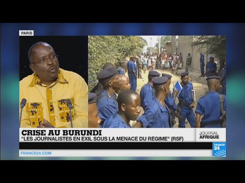 Burundi : un an après son passage à tabac, le journaliste Esdras Ndikumana témoigne