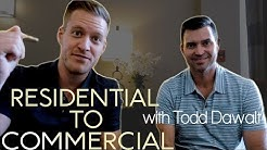 How to go from Residential to Commercial Construction | Jesse Lane