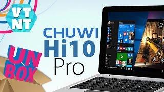 Chuwi Hi10 Pro 2 + Док Станция ОЧ КЛАССНЫЙ Посылка с Китая