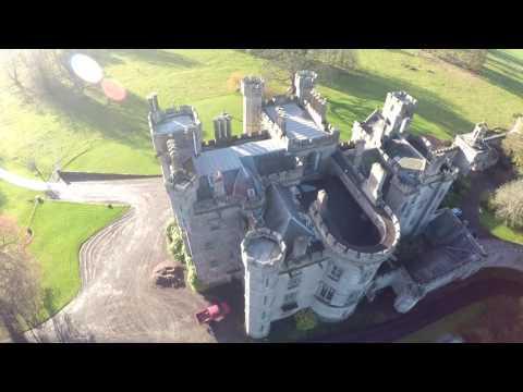 Duns Castle Scotland