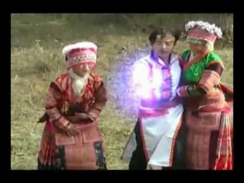 Paj Thiab Xyoob 7/7 苗族神话电影——玫瑰与青竹