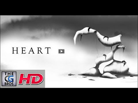 "CGI  Animated Short HD: Multiple Award-Winning ""HEART"" by  Erick Oh"