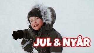 VLOGG | Fira jul och nyår med oss!