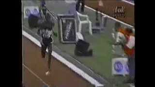 Daniel Komen 2 Mile World Record 1997