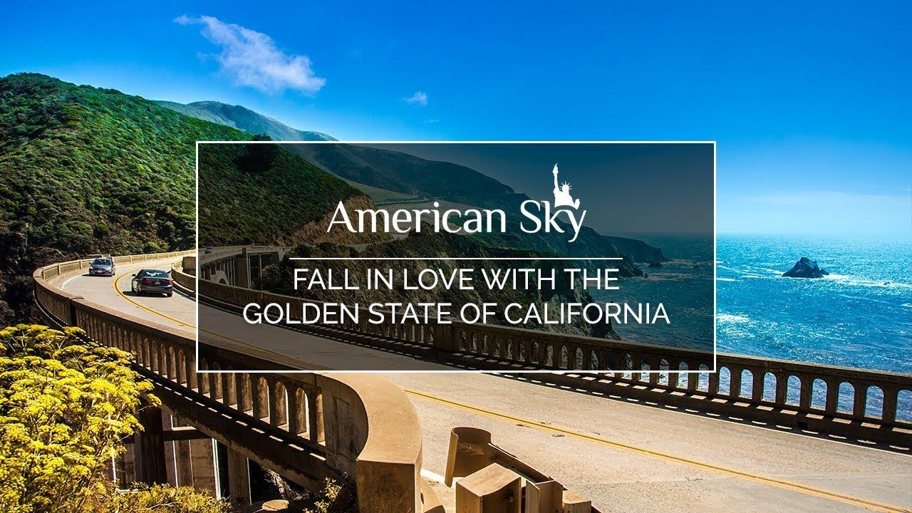 California Holidays, USA 2019/2020 | American Sky
