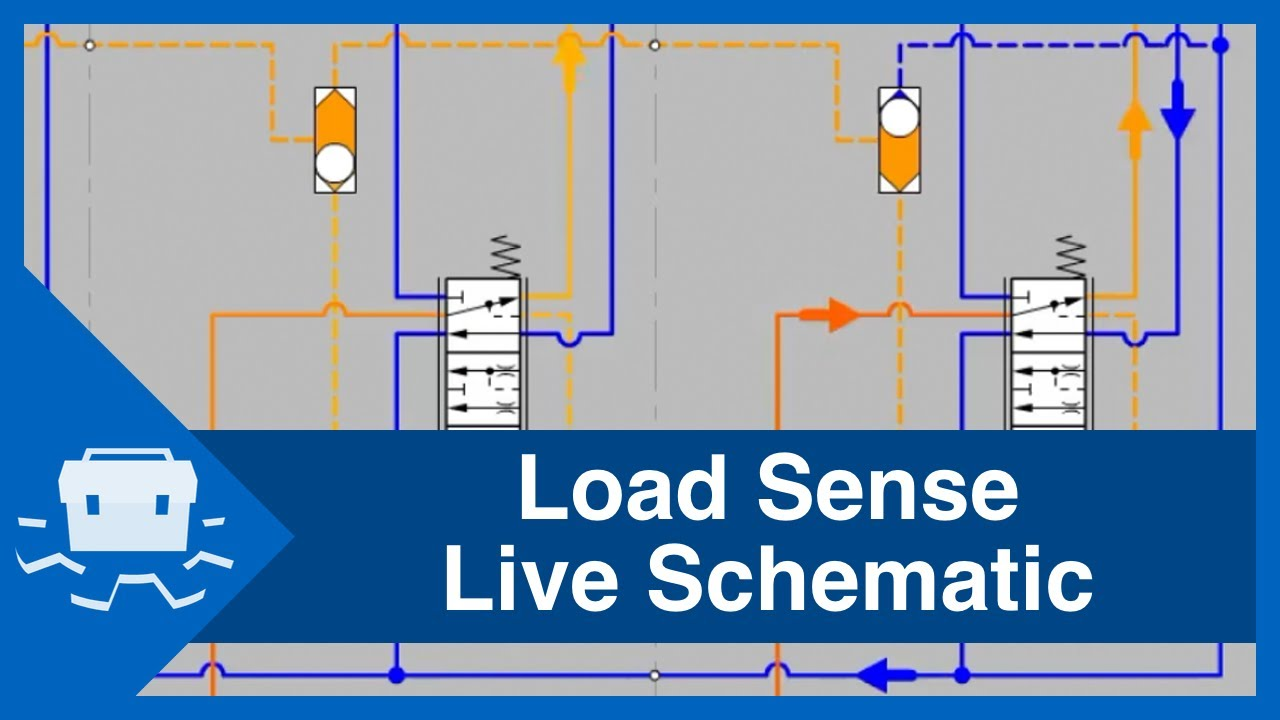 Load Sense Live Schematic Youtube Electronic Circuit Diagram