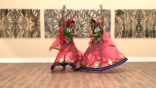 Ghoomar || Padmaavat || NKD Arts Dance Choreography ft. Amrita & Ramya